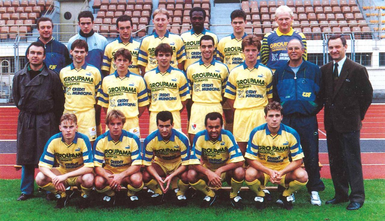 Cercle Dijon 91/92